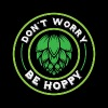 Craft Beer me fait Hoppy! - T-shirt Premium Homme