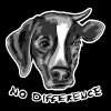 No Difference Between Dog and Cow - Men's Premium T-Shirt