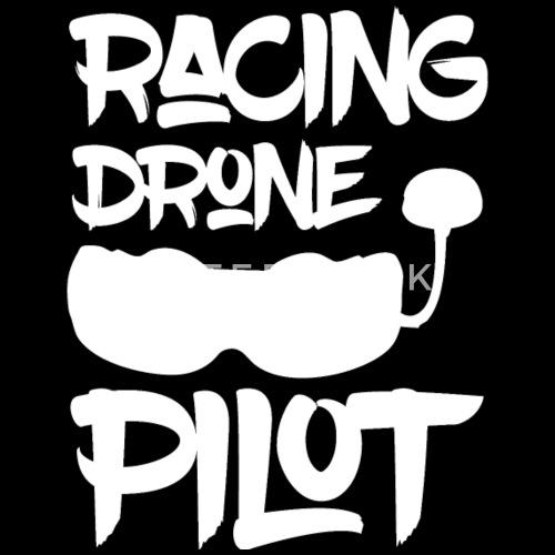 drone parrot sauteur