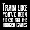 Train for the Hunger Games - Men's Premium T-Shirt