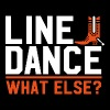 Line Dance What else? Lined dancing gift - Men's Premium T-Shirt