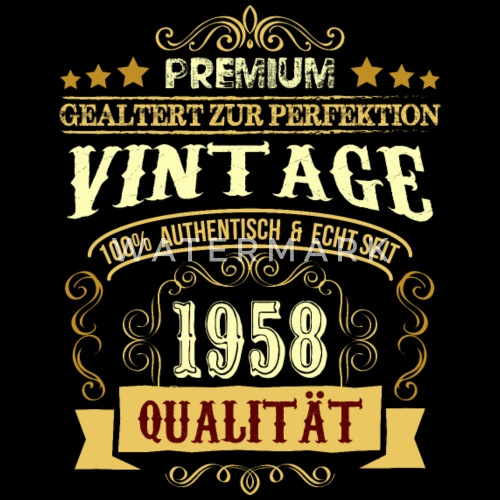 60 Geburtstag Shirt Geschenk Mann Frau Lustig Manner Premium T