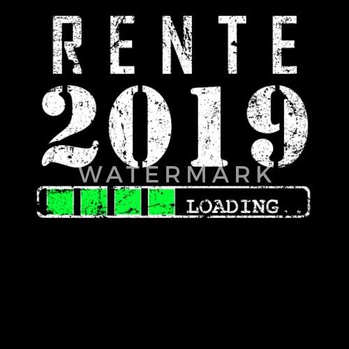 Rente 2019 und 2019