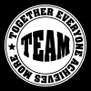 TEAM: Together Everyone Achieves More - T-shirt Premium Homme