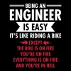 Being An Engineer Is Easy... - Koszulka męska Premium