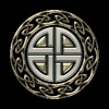 Celtic shield knot, Protection Amulet, Viking - Men's Premium T-Shirt