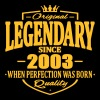 Legendary since 2003 - Men's Premium T-Shirt