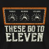 These go to eleven - Men's Premium T-Shirt