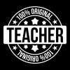 School / Teacher - Premium T-skjorte for menn