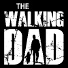 The Walking Dad - Men's Premium T-Shirt