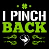 St. Patrick's Day: I PINCH BACK - Men's Premium T-Shirt