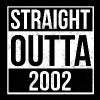 Straight outta 2002 - Men's Premium T-Shirt