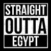 Straight Outta Egypt - Men's Premium T-Shirt