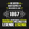 Gift for the 50th birthday for darts players - Men's Premium T-Shirt
