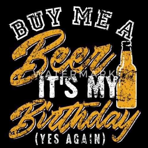 Bier Geburtstag Kaufen Manner Premium T Shirt Spreadshirt