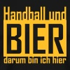handball und bier - Men's Premium T-Shirt