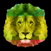 Rasta Lion - Men's Premium T-Shirt