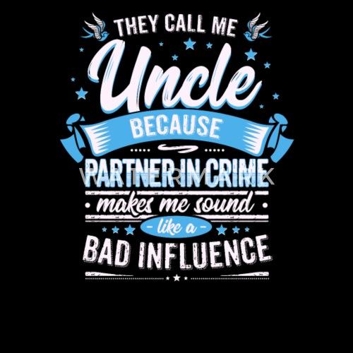 Geschenk Onkel Top Lustiger Onkel Spruch Manner Premium T Shirt