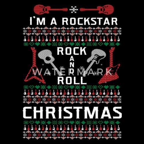Gitarre Rock and Roll: Rock Star Weihnachten Bass von ...