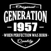 Generation 1957 - Premium T-skjorte for menn