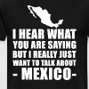 Funny Mexico holiday gift idea - Men's Premium T-Shirt