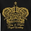 Mariage royal.19.05.2018.Windsor.Prince Harry. - T-shirt Premium Homme