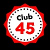 Club 45, gift for 45 year olds - Men's Premium T-Shirt