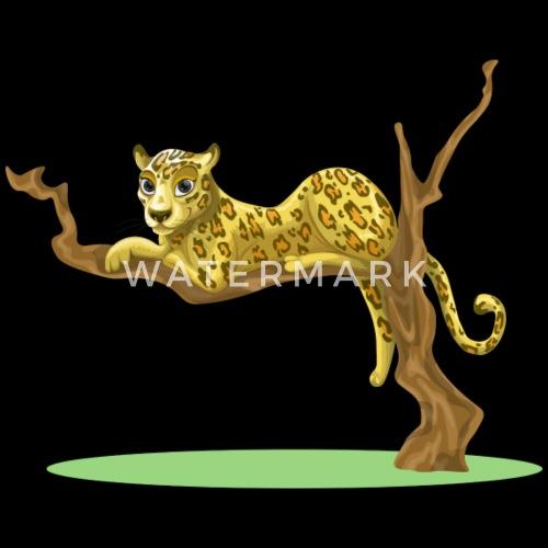 Gepard Kot Lampart Jaguar Ocelot Gepard Wildcat33 Premium Koszulka