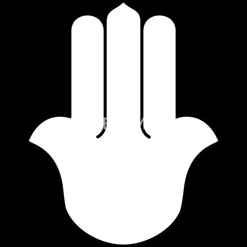 Hamsa Hand Symbol Lucky Charm Gift Family By By Yuma Spreadshirt