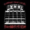 Support your local soundsystem - Men's Premium T-Shirt
