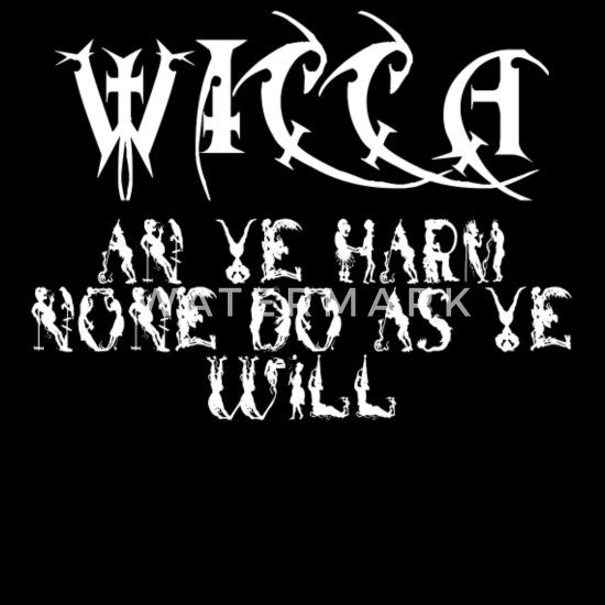 Mówi Wiccan, Religia Czarownicy Wiedźmina Koszula Natura