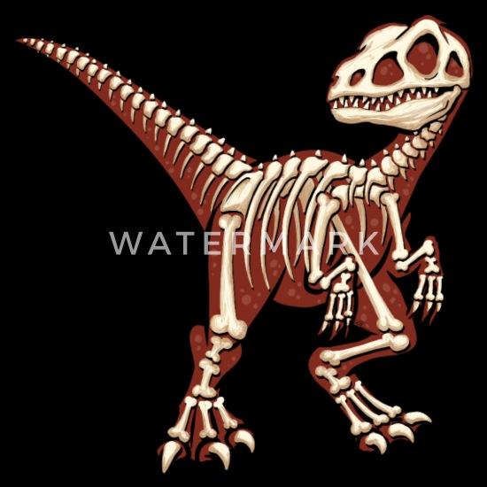 Velociraptor Prehistorico Raptor Esqueleto Dinosaurio Camiseta Premium Hombre Spreadshirt ¡juega a juegos de dinosaurios desde macrojuegos.com! velociraptor prehistorico raptor
