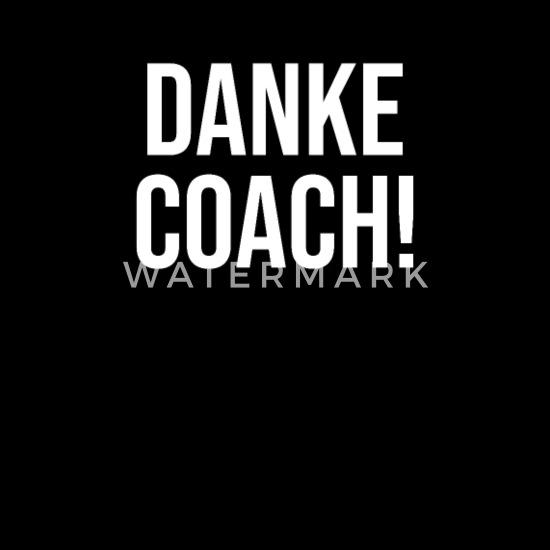Danke Coach Verabschiedung Trainer Abschied Spruch Männer