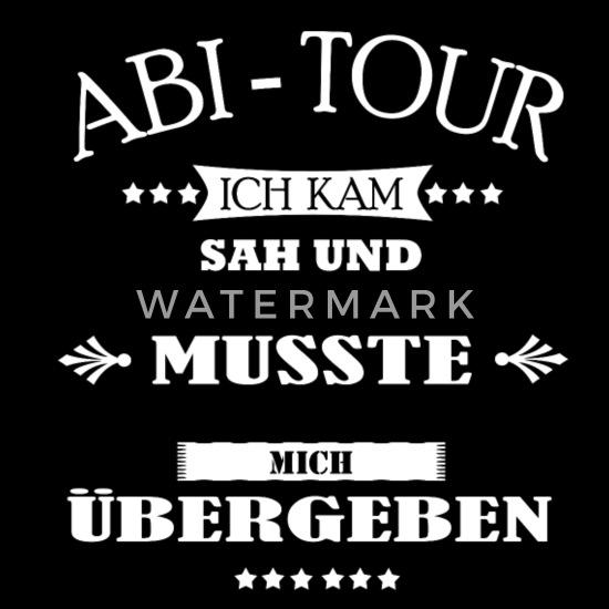 Abitur Lustig Spruch Männer Premium T Shirt Spreadshirt