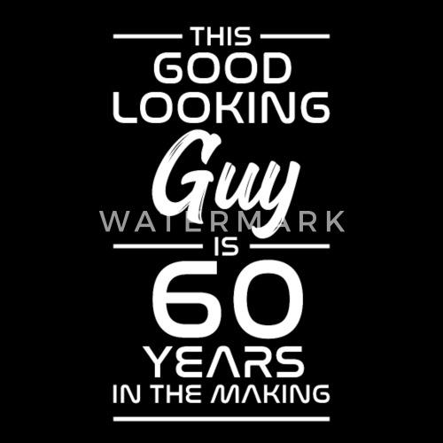 Verjaardag Man 60 Archidev