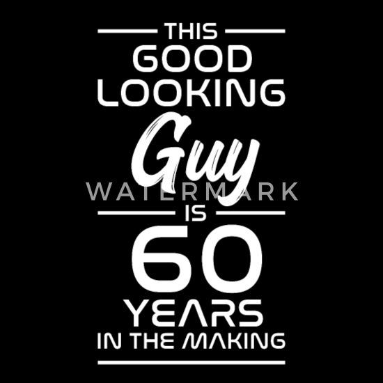 Betere 60 verjaardag grappige idee van de Gift 60 Mannen premium T-shirt JU-89