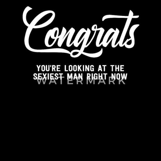 Verrassend Man Sexy Felicitatie Gelukkige Verjaardag Mannen premium T-shirt RW-82