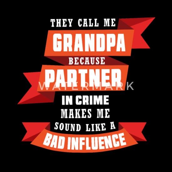 De kaller meg bestefar Premium T skjorte for menn | Spreadshirt