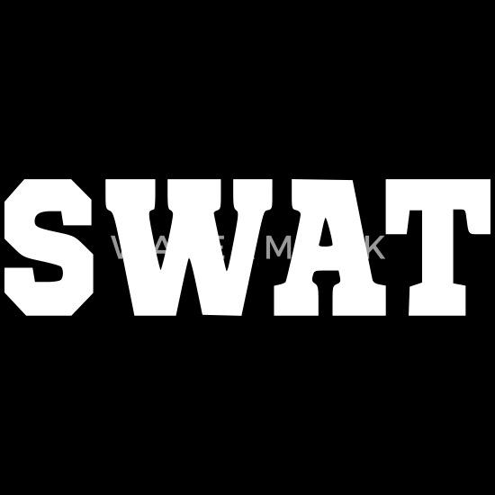 swat schriftzug