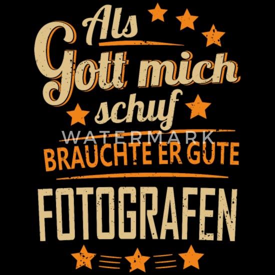 Fotograf T Shirt Lustige Sprüche Männer Premium T Shirt
