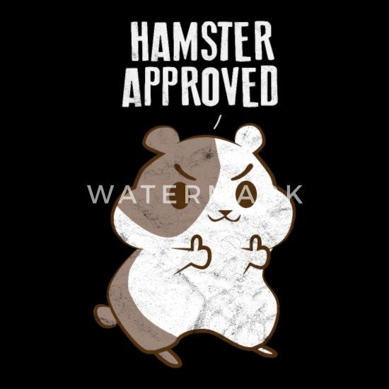 musta suku puoli hamsteri