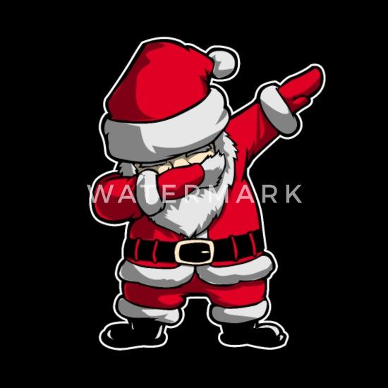 Dabbender Weihnachtsmann