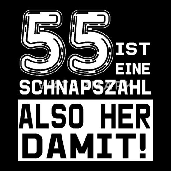 55 Geburtstag