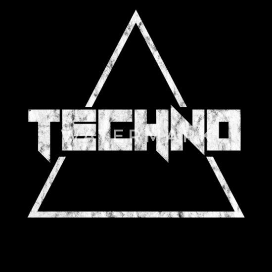 Techno Music Electric House Rave Gift Camiseta Premium