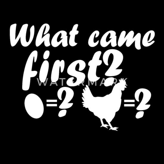 huhn oder ei was war zuerst da