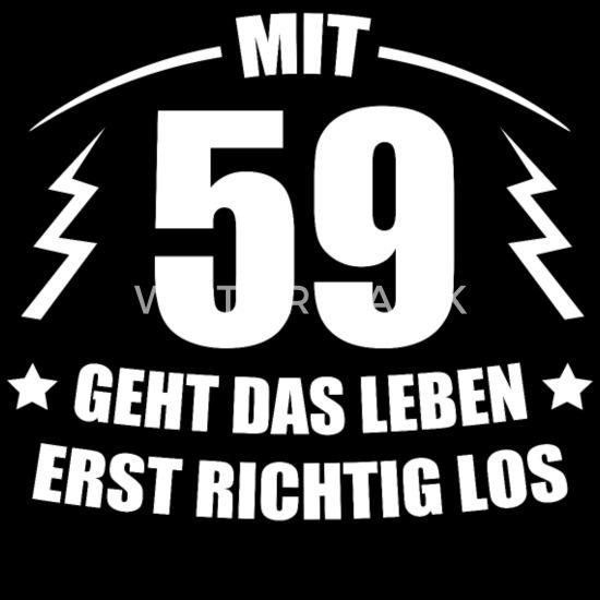 59 Geburtstag Geschenkidee Spruch Lustig Witzig Männer