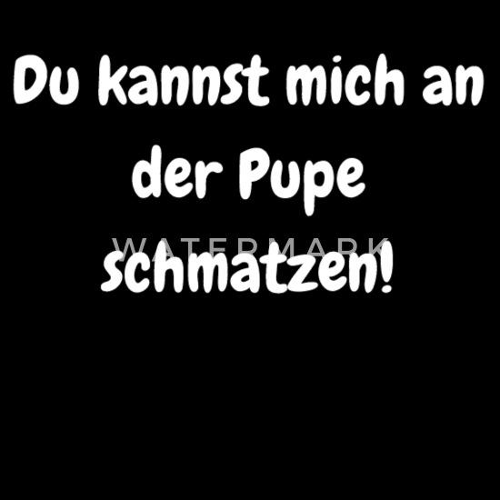 Pupe Schmatzen