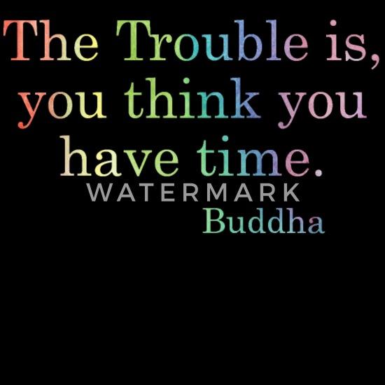 Boeddha Spreuk Citaat Boeddhisme Mannen Premium T Shirt Zwart