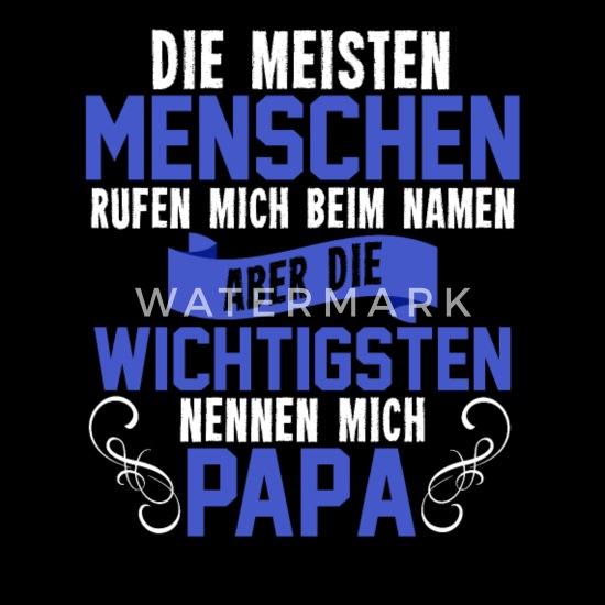 Lustig Vatertagsgeschenk Mann Tochter Vater Sohn Manner Premium T Shirt Spreadshirt