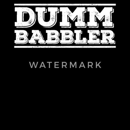 Dummbabbler